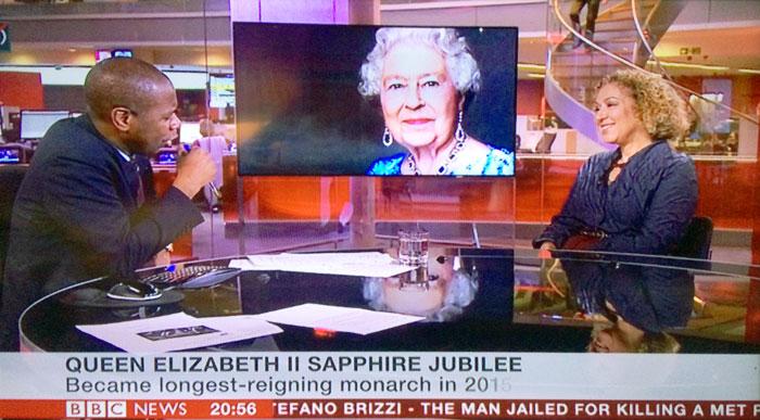 Queen Sapphire Jubilee