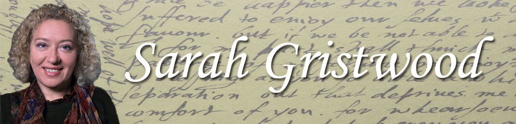 Welcome to the website of Sarah Gristwood – best-selling biographer, historian, and broadcaster.